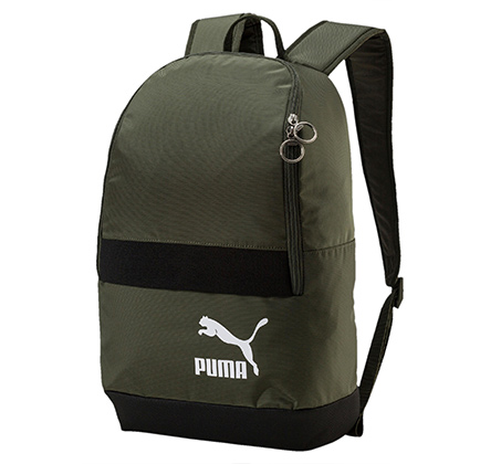 תיק PUMA Originals Backpack Tren - ירוק