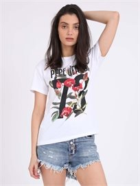 Pepe Jeans נשים - חולצה פרחונית