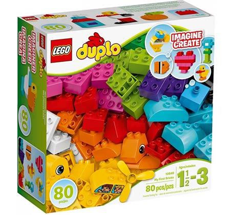 הלבנים הראשונות שלי - משחק לילדים LEGO