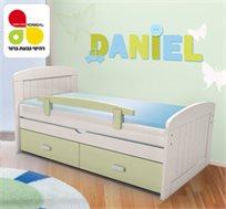 מבצע ברהיטי 'גבעת ברנר-יוניגל'! מיטת ילדים נפתחת 100% עץ אורן מלא, במבחר דגמים החל מ-₪1890!