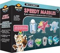 הגולות המשתוללות-Speedy Marbles