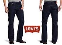 ג'ינס Levi's לגברים דגם 517 Boot Cut Slim Fit