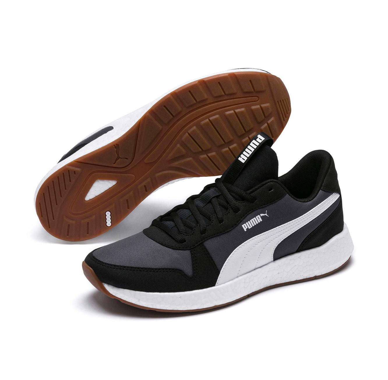 נעלי ריצה Puma NRGY Neko Retro לגברים - שחור/לבן