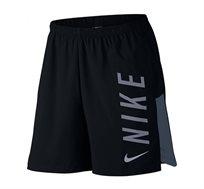 מכנסי אימון קצרים לגבר NIKE דגם 856875-010 בצבע שחור