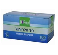 Topmed Alcohol Prep Pad