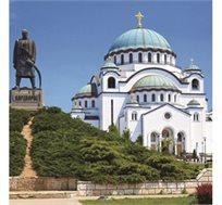 """2-4 לילות בבלגראד-סרביה כולל אירוח ע""""ב לינה וארוחת בוקר החל מכ-$299* לאדם!"""