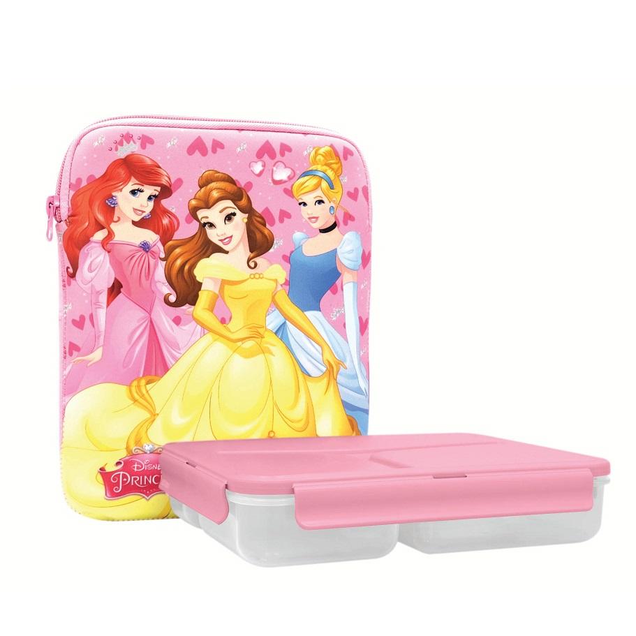 מארז הכולל סט שתי קופסאות אוכל ותיק טרמי במגוון דגמים לילדות Kal Gav - תמונה 4