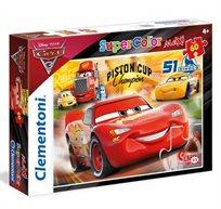פאזל המכיל 60 חלקים CARS 3