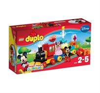 מיקי ומיני יום הולדת - משחק לילדים LEGO