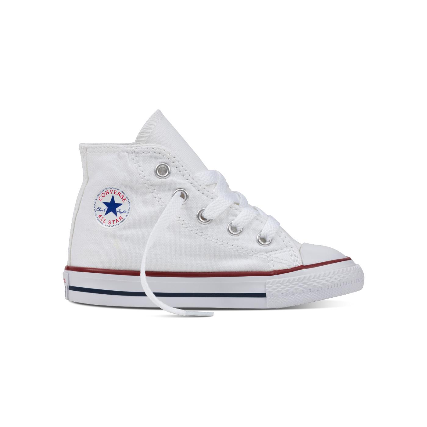 All Star תינוקות // לבנות גבוהות