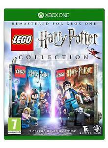 Lego Harry Potter Collection Xbox One אירופאי!