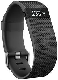 צמיד פעילות Fitbit Charge Hr – גימור שחור