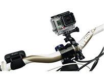 תופסן כידון למצלמת אקסטרים גו-פרו ו-SJ4000 ללכוד את ההרפתקאות על שני גלגלים בזמן אמת!