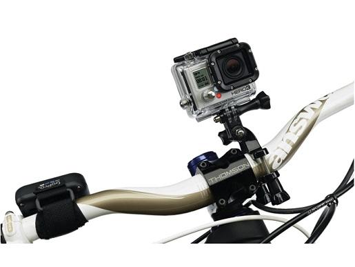 תופסן כידון למצלמת אקסטרים גו-פרו ו-SJ4000