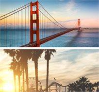 10 ימי טיול להוליווד וקליפורניה- לוס אנג'לס, סן פרנציסקו ולאס וגאס ועוד רק בכ-$2550*