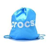 Crocs - תיק ים תכלת עם שרוכים