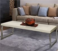 """שולחן קפה אלגנטי ומרשים באורך 150 ס""""מ בעיצוב מינימליסטי ברמת גימור גבוהה בגוון עץ אלון"""
