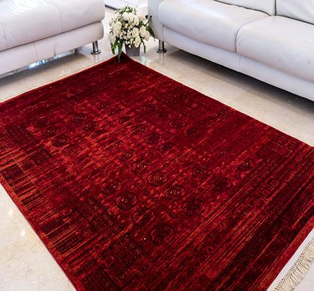 שטיח בדוגמאות אתניות אפגניות 100% סיבי היטסט במבחר דגמים  - תמונה 3