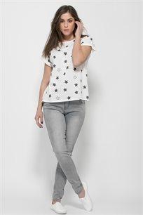 ג'ינס סקיני שטיפה