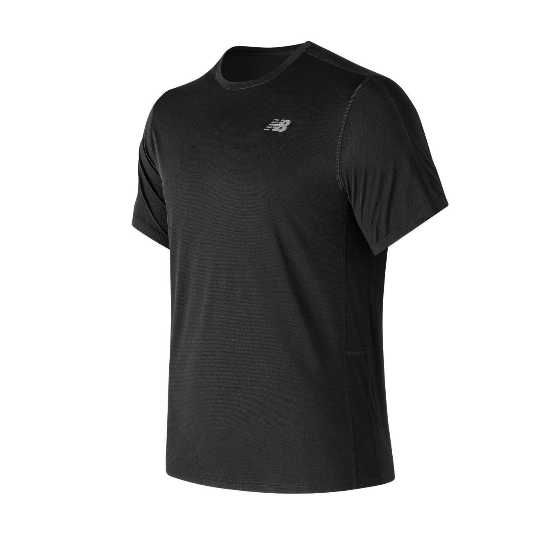 חולצת אימון לגברים - שחור