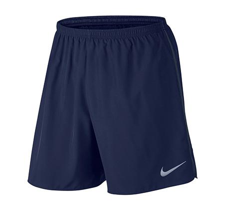 מכנסי אימון קצרים לגבר נייק 885285-430 - כחול נייבי