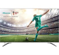 "טלוויזיה ""55 Hisense LED SMART TV 4K דגם H55A6500IL"