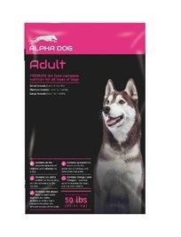 מזון לכלבים אלפא דוג 22.65 ק''ג