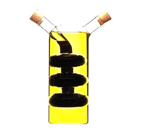 בקבוק זכוכית לשמן ורוטב מוארך KITCHENCRAFT