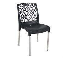 כסא פלסטיק לבית ולמרפסת דגם סופי במבחר גוונים לבחירה