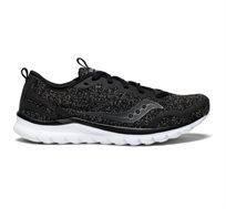 נעלי ריצה לנשים Saucony דגם LITEFORM FEEL בצבע שחור