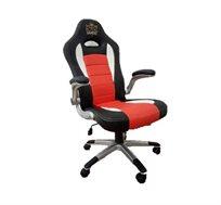 כיסא לגיימרים SNIPER דמוי עור ROYAL
