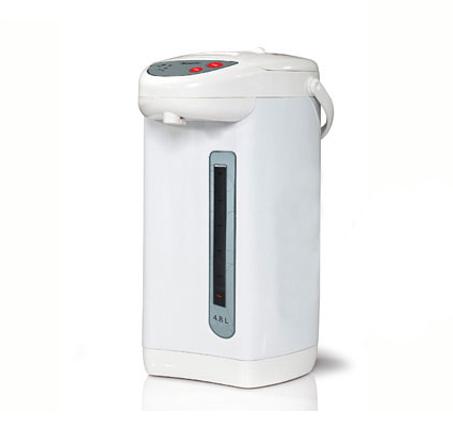 מיחם לבן חשמלי 4.8 ליטר המתאים לשומרי שבת באישור מכון צומת דגם 5853T