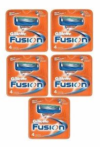 Gillette Fusion 20 Blades