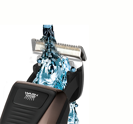 מכונת תספורת Pro Power V2 Plus Remington דגם HC5400T עם מנוע בעל עוצמה כפולה לחיתוך - מתצוגה - תמונה 4