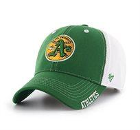 כובע רשת ATHLETICS-A'S - ירוק