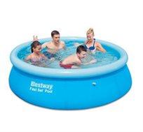 בריכת שחייה 66*244 דגם FAST BESTWAY 57265