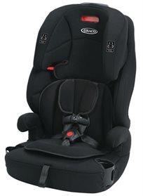 כסא בטיחות ובוסטר טרנזישן 3 ב 1 Tranzitions בשחור