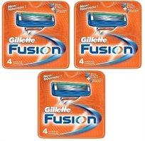 Gillette Fusion 12 Blades