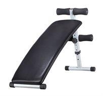 לשרירים חזקים ומעוצבים! ספת בטן מעוקלת מבית CITYSPORT בעלת מגוון שיפועים לפיתוח ועיצוב שרירי הבטן