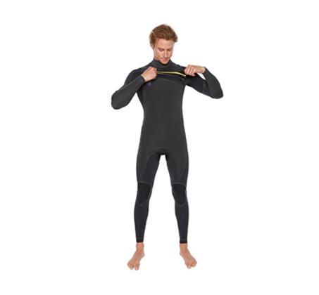 חליפת גלישה לגברים BODY GLOVE PRIME Slant 4/3 mm  - משלוח חינם  - תמונה 2