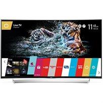 """טלוויזיה 65"""" Slim LED Smart TV LG קעורה דגם: 65UG870Y + הובלה והתקנה"""
