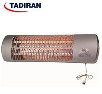 תנור אמבטיה קוורץ דגם T120 מבית TADIRAN, בטיחותי מפני מים ועומד בסטנדרט האירופאי המחמיר ביותר