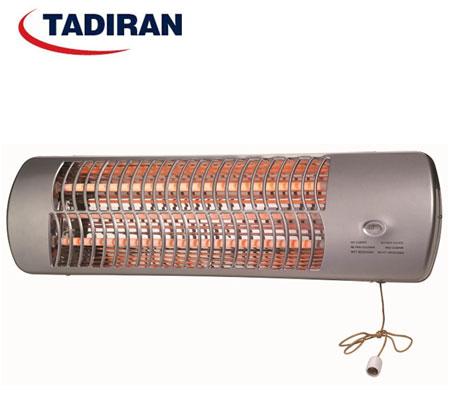 עדכני תנור אמבטיה קוורץ דגם T120 מבית TADIRAN, בטיחותי מפני מים ועומד RB-43