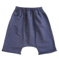 מכנסי No Biggie לילדים (12 חודשים-8 שנים) כחול