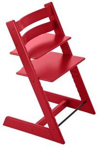 כיסא אוכל רב שלבי טריפ טראפ Tripp Trapp - אדום