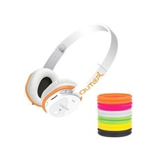 אוזניות אלחוטיות Creative Outlier White