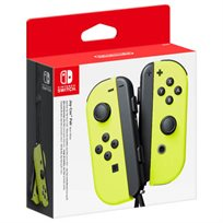 Nintendo Switch Joy-Con Pack Yellow Color נינטנדו סוויץ' ג'וי קון זוגי