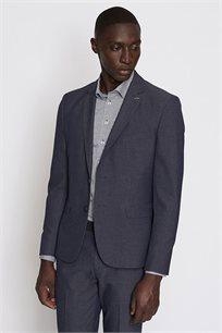 ג'קט חליפה מחויט לגבר DEVRED בצבע כחול צועני