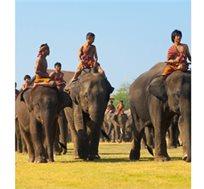 טיול מאורגן בתאילנד ל-14 ימים עם סיורים מודרכים החל מכ-$2599*