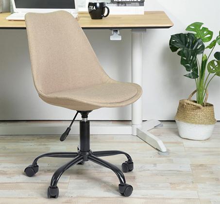 כיסא משרדי מרופד דגם הוגו